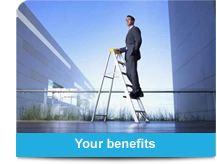 your benefits - site selection agency, free hotel search and selection